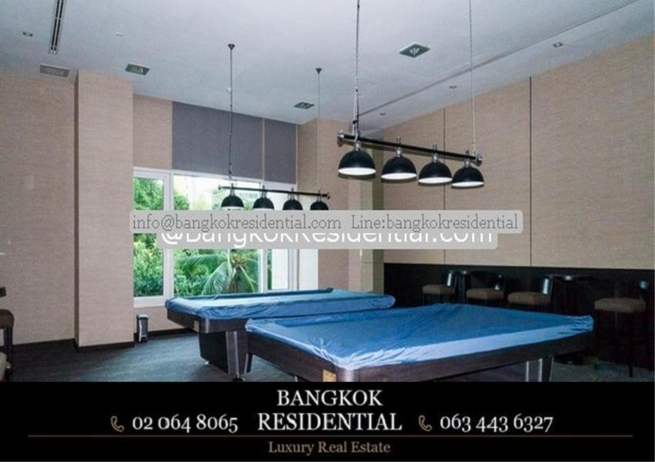 Bangkok Residential Agency's 3 Bed Condo For Rent in Chidlom BR3049CD 34