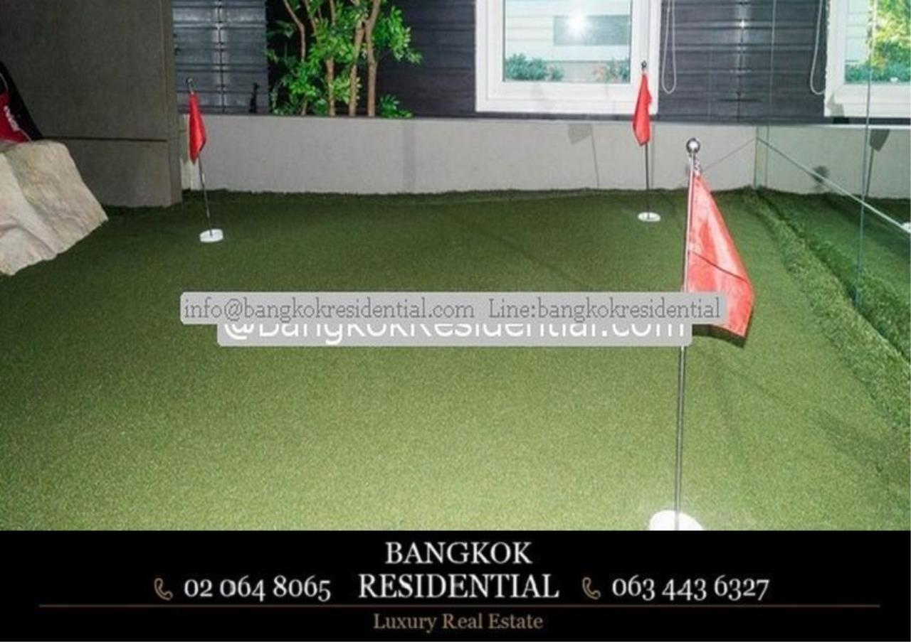 Bangkok Residential Agency's 3 Bed Condo For Rent in Chidlom BR3049CD 35