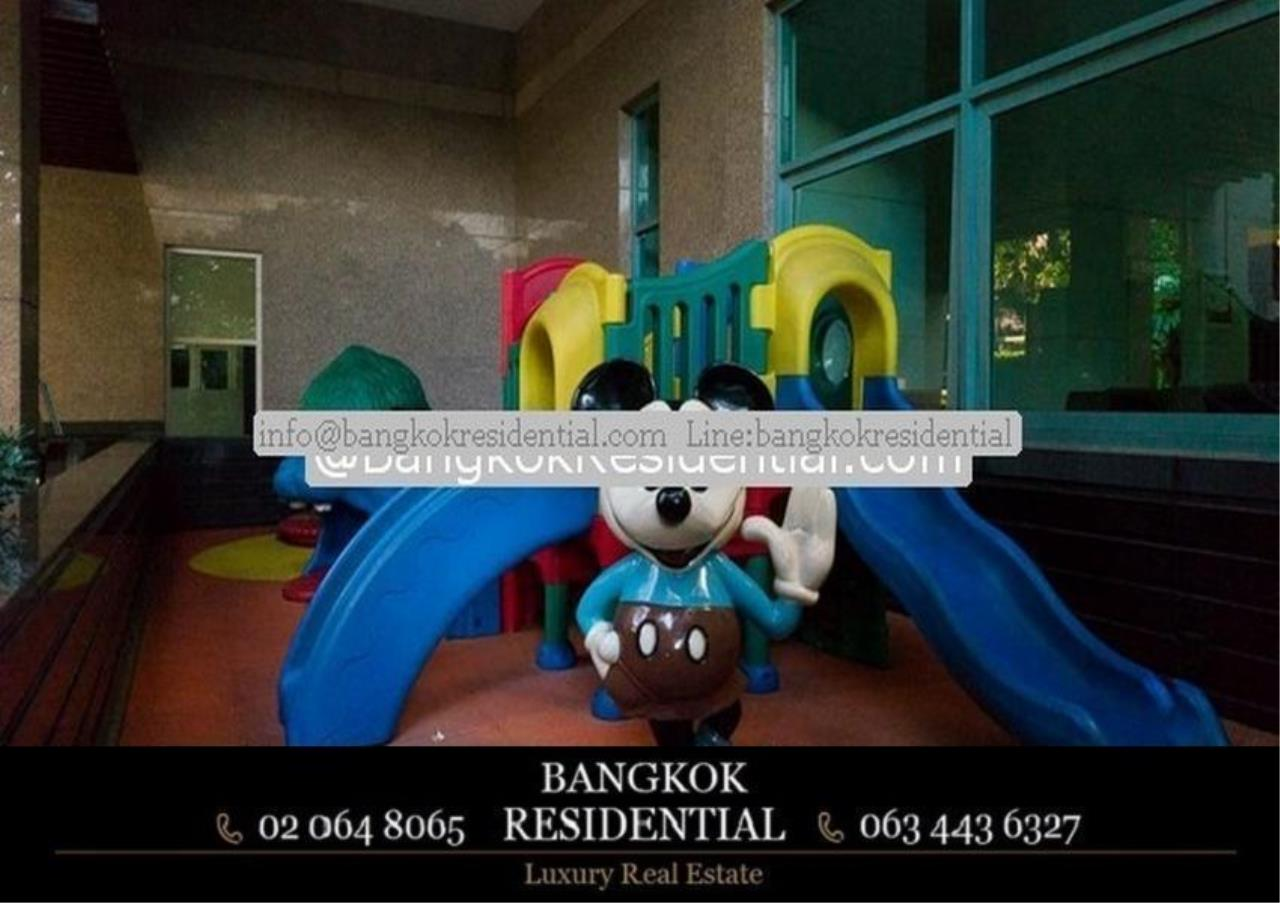 Bangkok Residential Agency's 3 Bed Condo For Rent in Chidlom BR3049CD 36