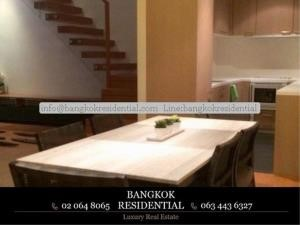 Bangkok Residential Agency's 2 Bed Duplex Condo For Rent in Sathorn BR3054CD 38
