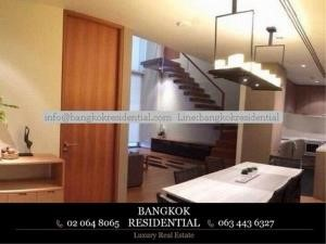 Bangkok Residential Agency's 2 Bed Duplex Condo For Rent in Sathorn BR3054CD 36