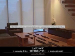 Bangkok Residential Agency's 2 Bed Duplex Condo For Rent in Sathorn BR3054CD 35