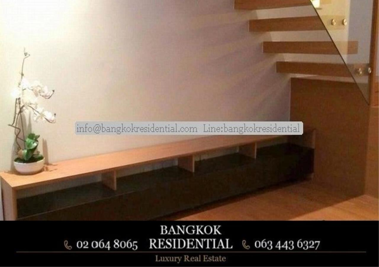Bangkok Residential Agency's 2 Bed Duplex Condo For Rent in Sathorn BR3054CD 13
