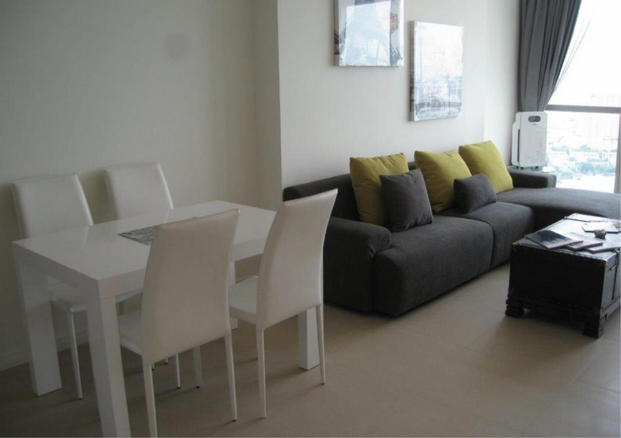 Bangkok Residential Agency's 1 Bed Condo For Sale Near Riverside BR3060CD 1