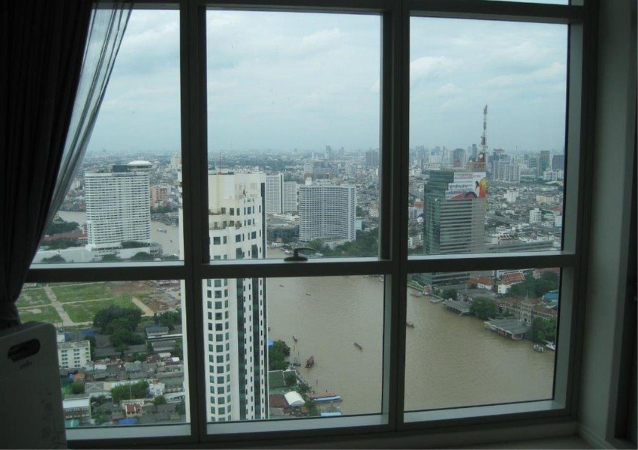 Bangkok Residential Agency's 1 Bed Condo For Sale Near Riverside BR3060CD 17