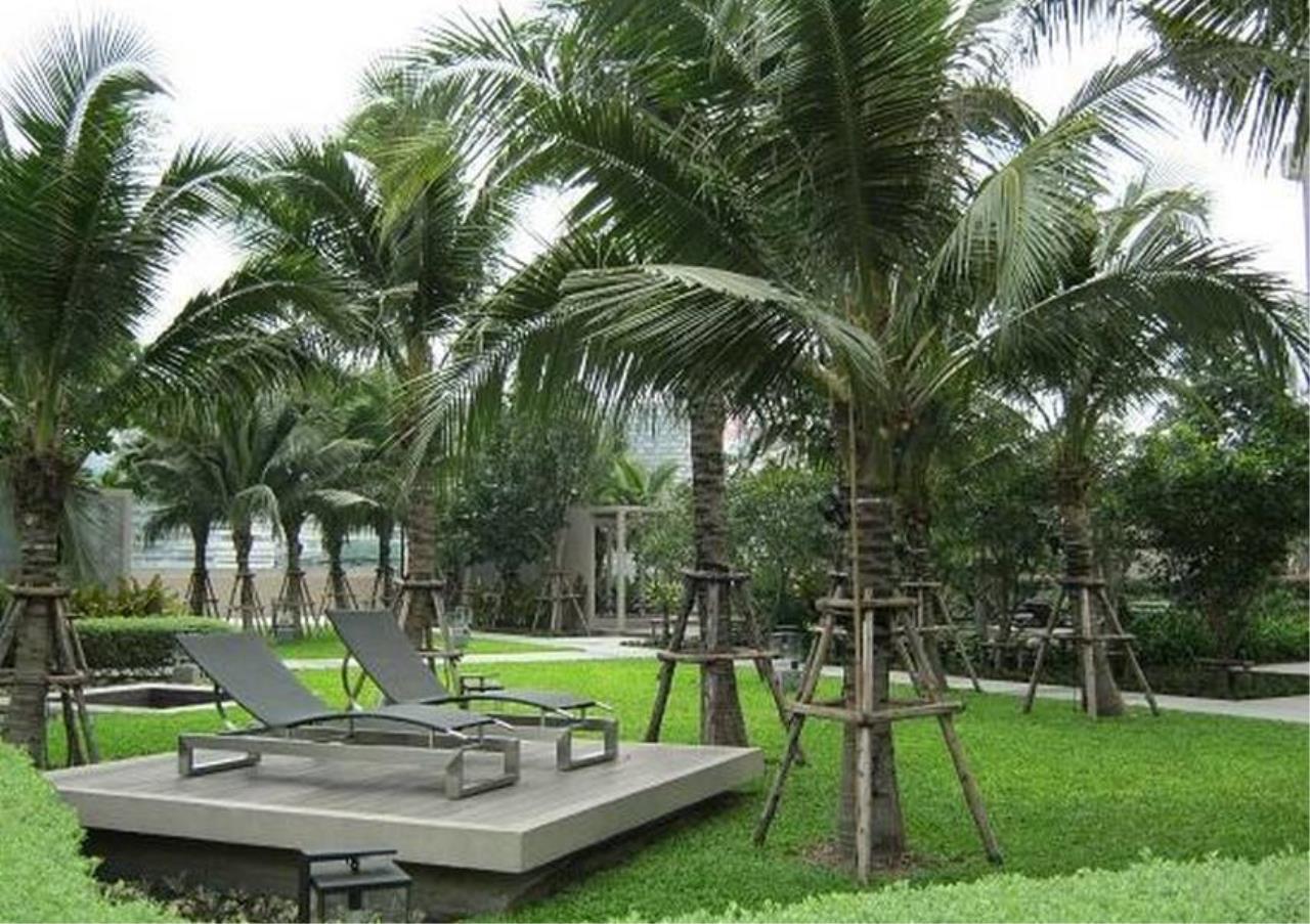 Bangkok Residential Agency's 1 Bed Condo For Rent Near Riverside BR3060CD 8