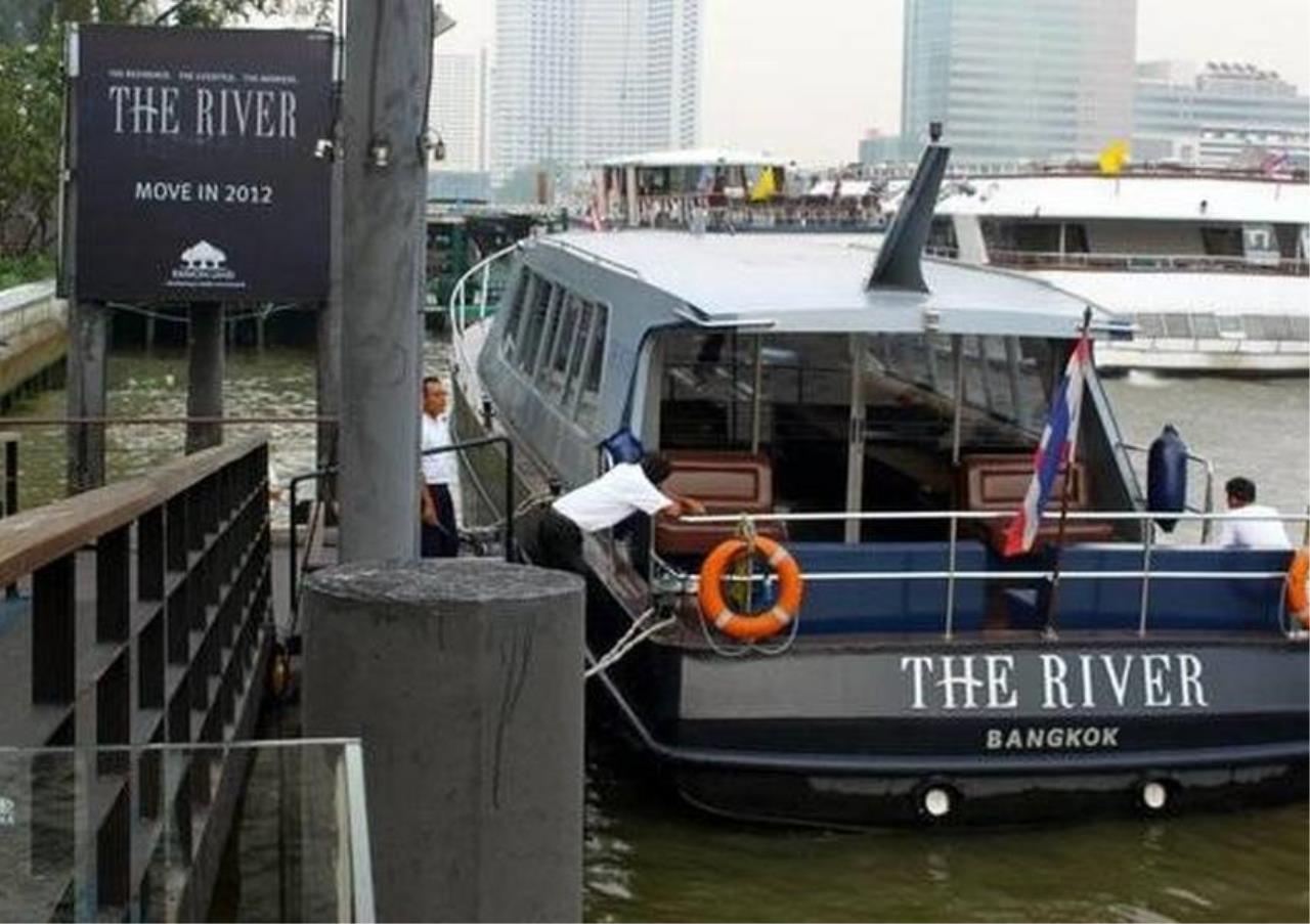 Bangkok Residential Agency's 1 Bed Condo For Rent Near Riverside BR3060CD 9