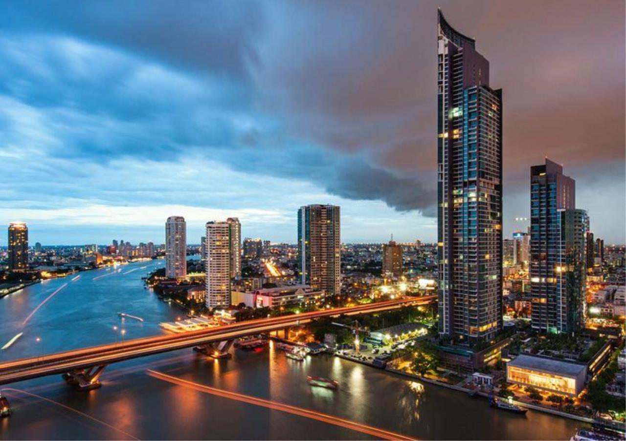 Bangkok Residential Agency's 1 Bed Condo For Rent Near Riverside BR3060CD 10