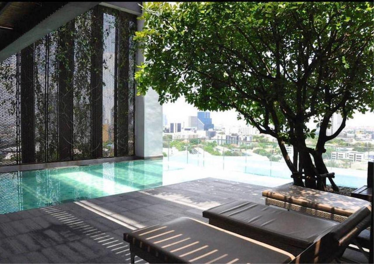 Bangkok Residential Agency's 2 Bed Condo For Rent in Thonglor BR3063CD 1