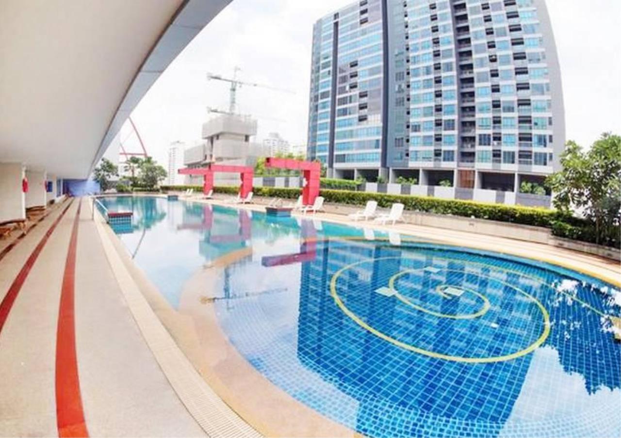 Bangkok Residential Agency's 2 Bed Condo For Rent in Nana BR3081CD 1