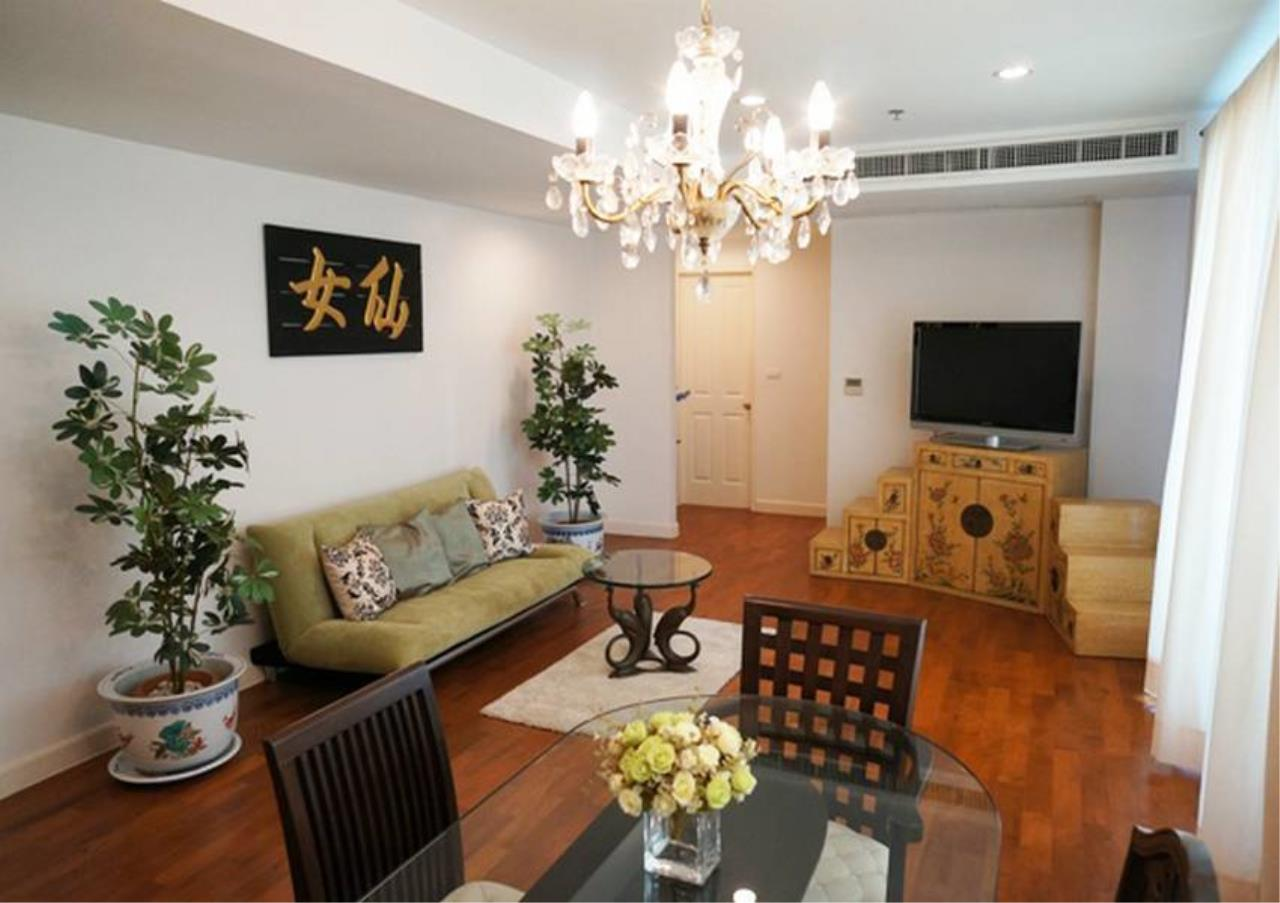 Bangkok Residential Agency's 2 Bed Condo For Rent in Phrom Phong BR3094CD 2