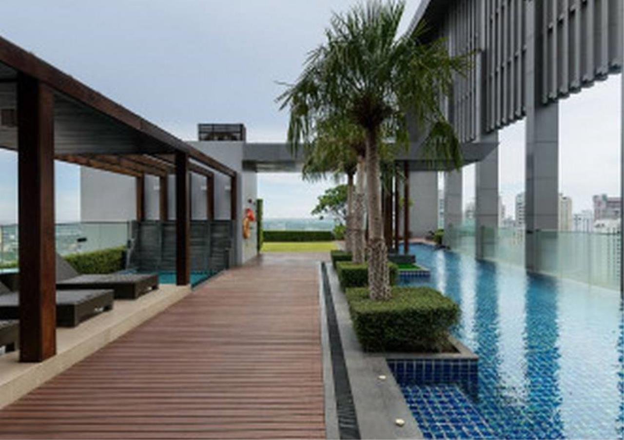 Bangkok Residential Agency's 1 Bed Condo For Rent in Phrom Phong BR3133CD 1