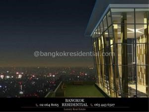 Bangkok Residential Agency's 1 Bed Condo For Rent in Phrom Phong BR3134CD 18