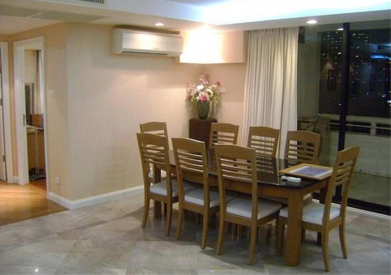 Bangkok Residential Agency's 4 Bed Condo For Rent in Chidlom BR3137CD 3