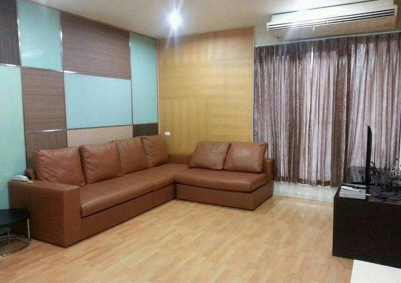 Bangkok Residential Agency's 2 Bed Condo For Rent in Asoke BR3176CD 1
