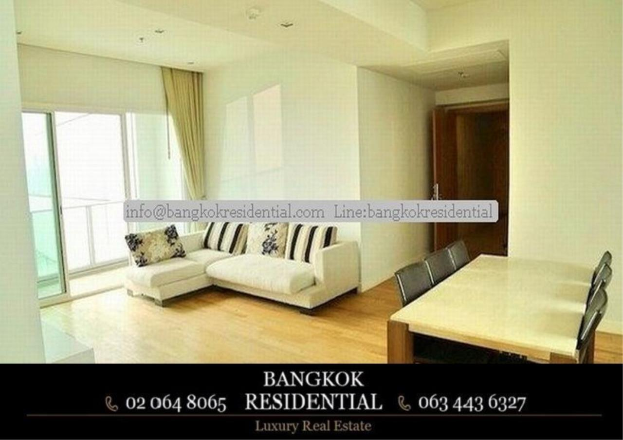 Bangkok Residential Agency's 2 Bed Condo For Rent in Asoke BR3179CD 1