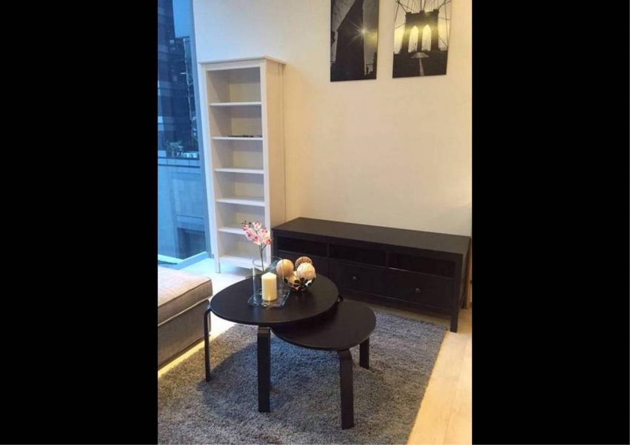 Bangkok Residential Agency's 1 Bed Condo For Rent in Silom BR3202CD 1