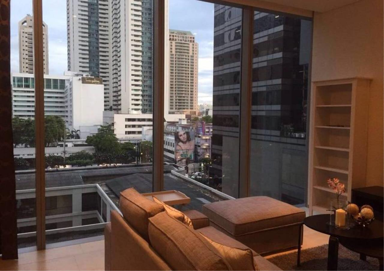 Bangkok Residential Agency's 1 Bed Condo For Rent in Silom BR3202CD 2