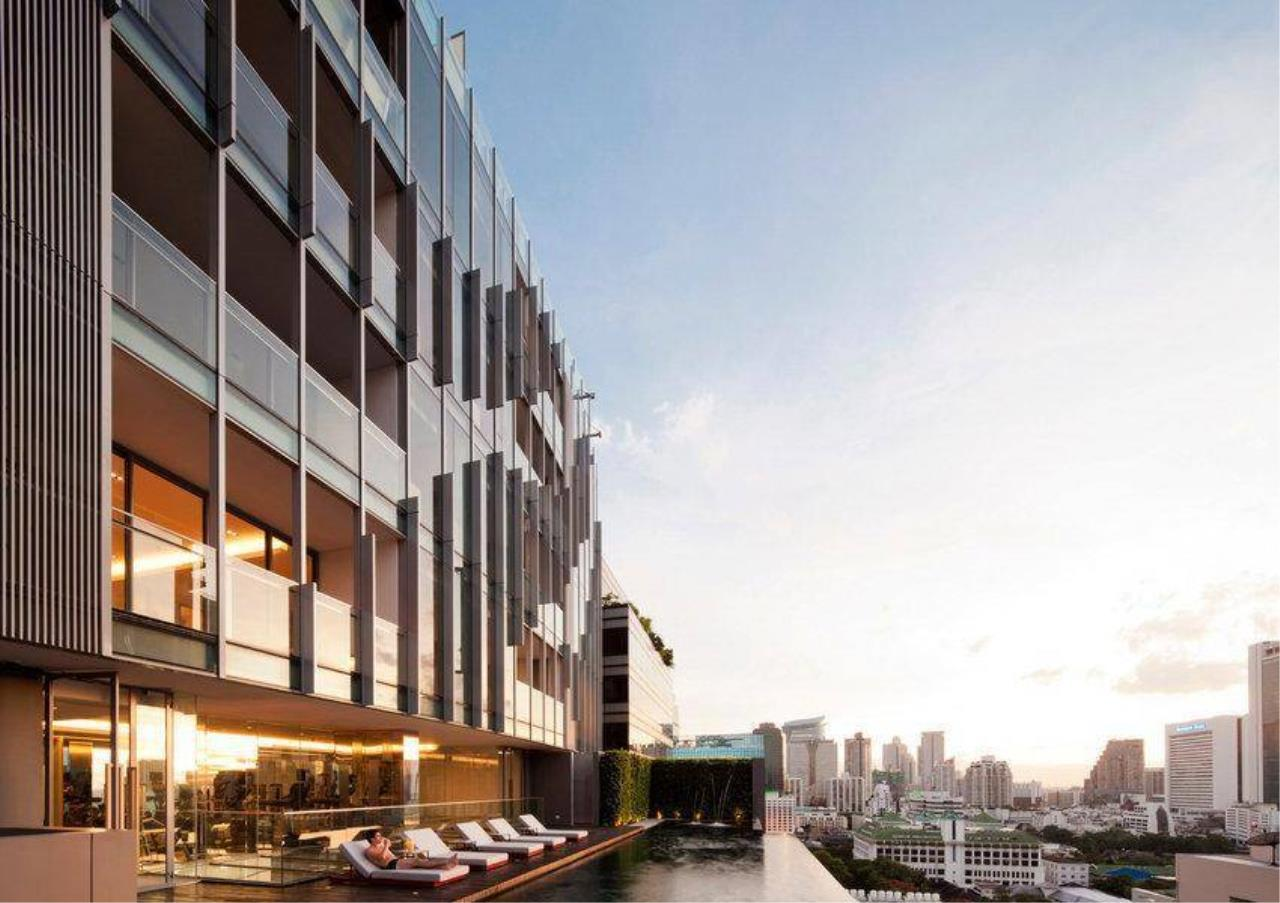 Bangkok Residential Agency's 1 Bed Condo For Sale in Silom BR3202CD 14