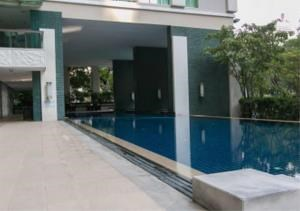 Bangkok Residential Agency's 1 Bed Condo For Rent in Chidlom BR3219CD 1