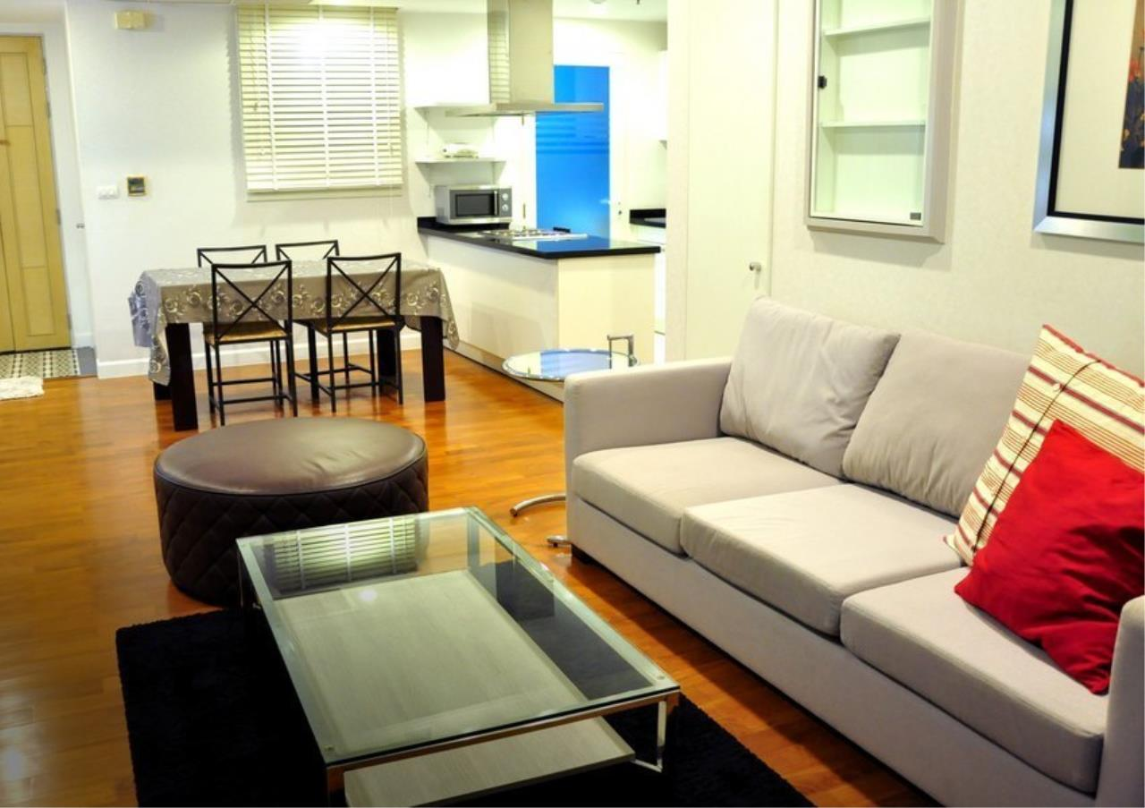 Bangkok Residential Agency's 2 Bed Condo For Rent in Phrom Phong BR3225CD 1