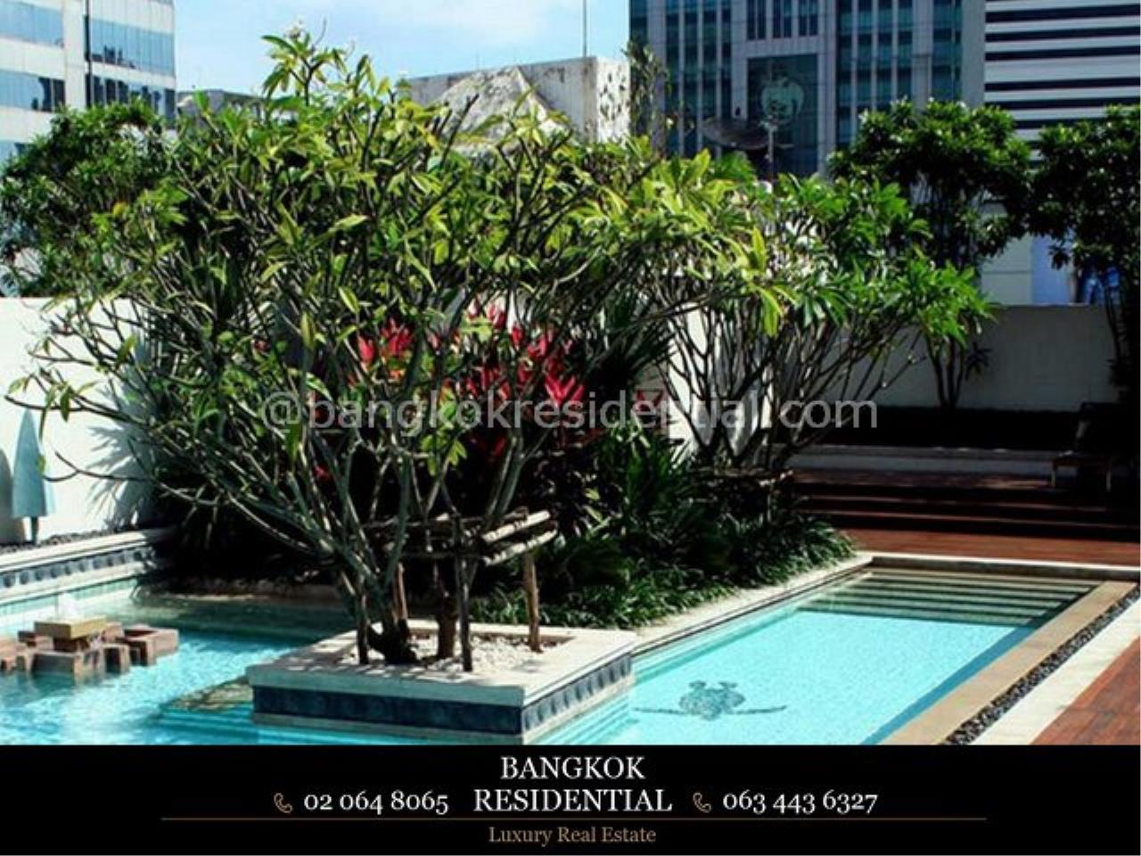 Bangkok Residential Agency's 3BR Athenee Residence For Rent (BR3242CD) 3