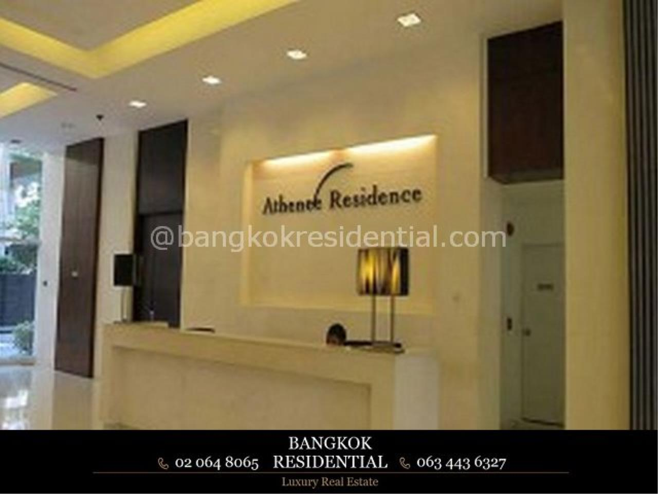 Bangkok Residential Agency's 3BR Athenee Residence For Rent (BR3242CD) 4