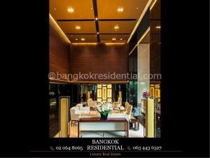 Bangkok Residential Agency's 1 Bed Condo For Rent in Sathorn BR3248CD 24