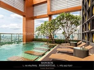 Bangkok Residential Agency's 1 Bed Condo For Rent in Sathorn BR3248CD 19