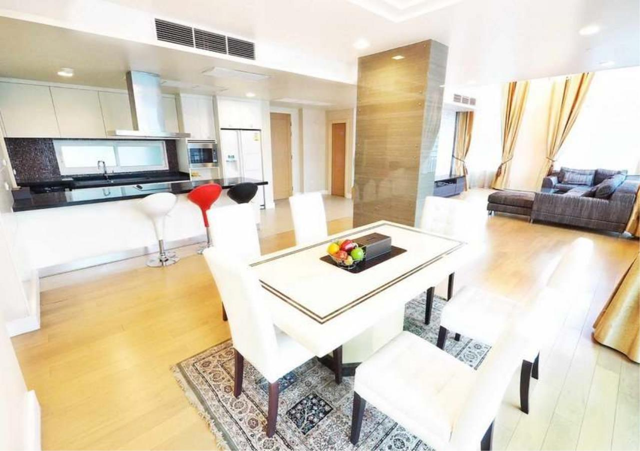 Bangkok Residential Agency's 3 Bed Penthouse For Rent in Asoke BR3253CD 2