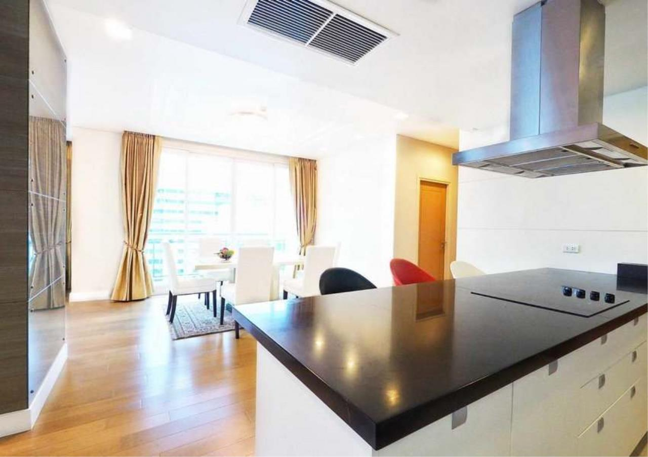 Bangkok Residential Agency's 3 Bed Penthouse For Rent in Asoke BR3253CD 3