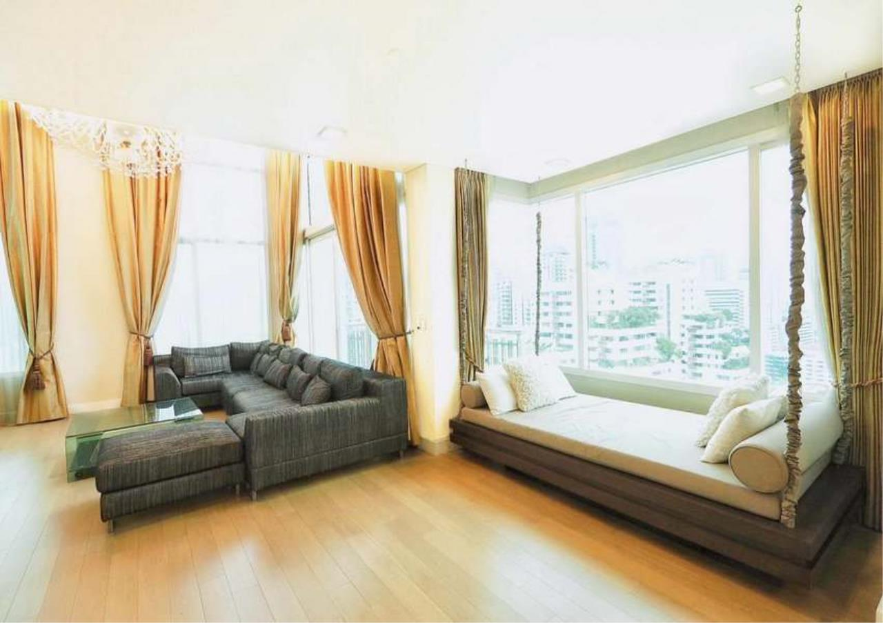 Bangkok Residential Agency's 3 Bed Penthouse For Rent in Asoke BR3253CD 4