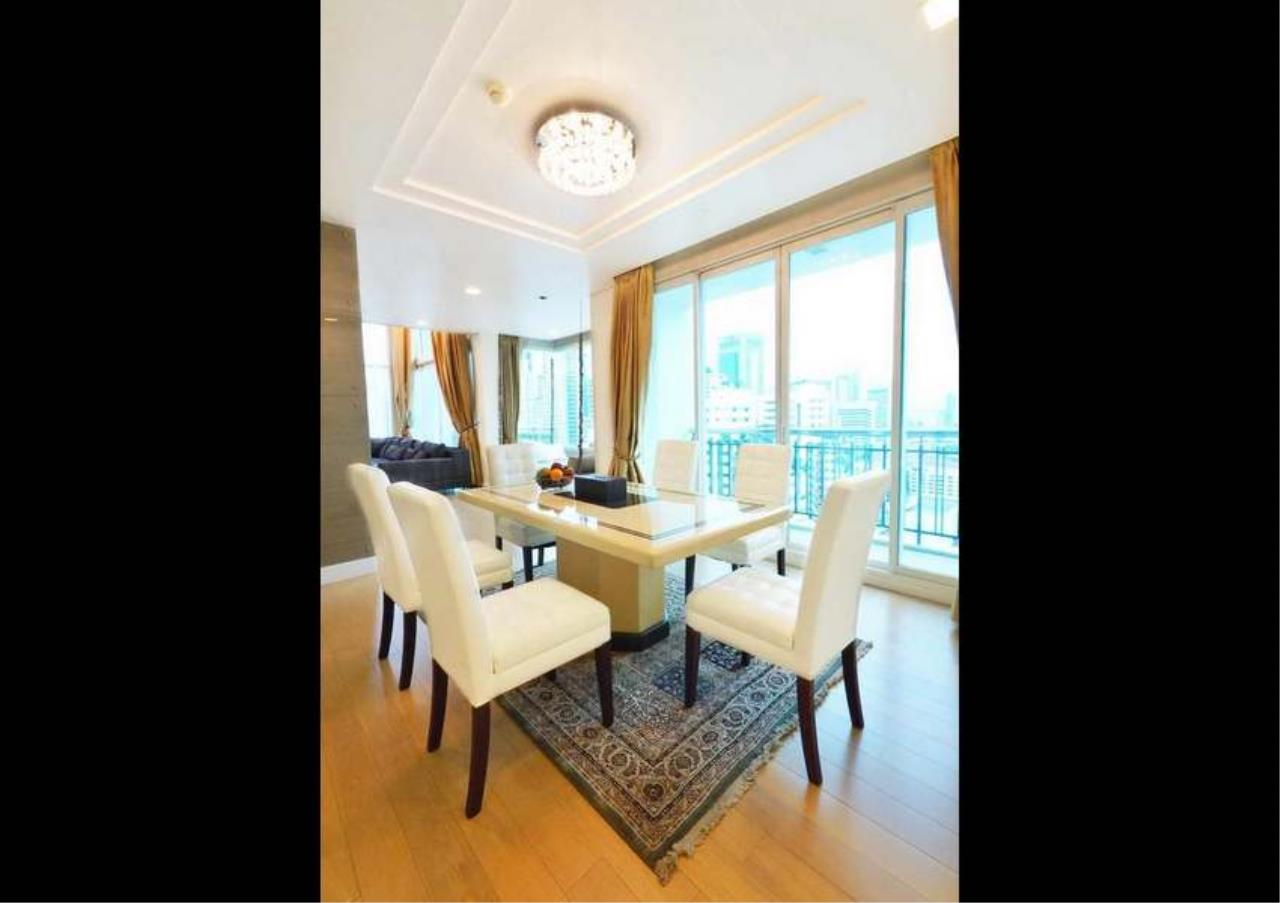 Bangkok Residential Agency's 3 Bed Penthouse For Rent in Asoke BR3253CD 5