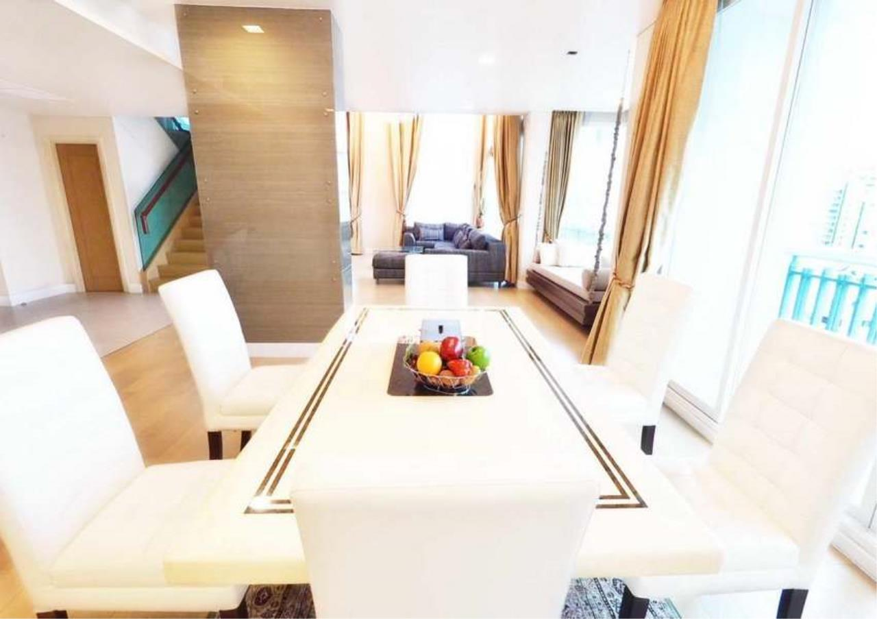 Bangkok Residential Agency's 3 Bed Penthouse For Rent in Asoke BR3253CD 6