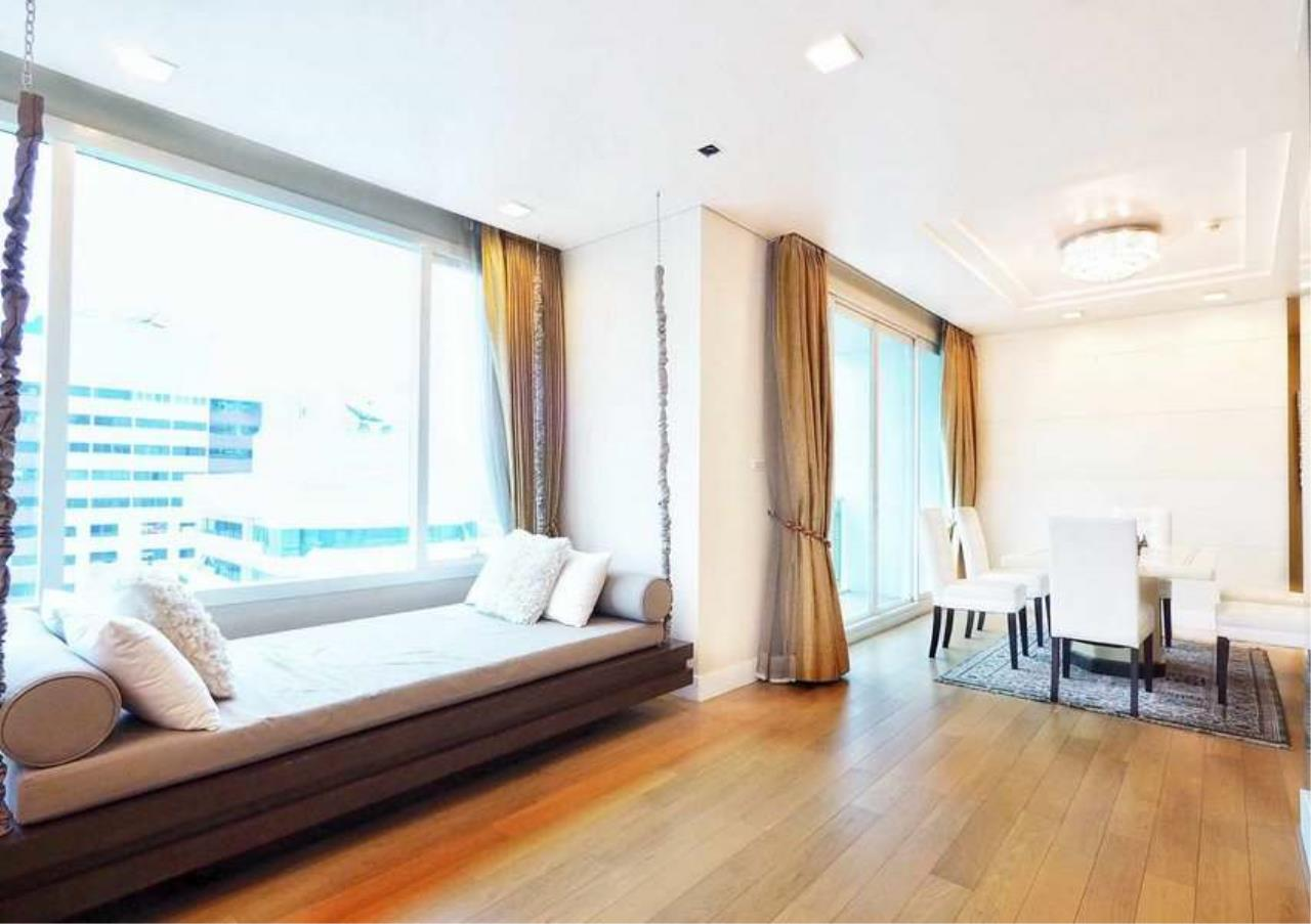 Bangkok Residential Agency's 3 Bed Penthouse For Rent in Asoke BR3253CD 7