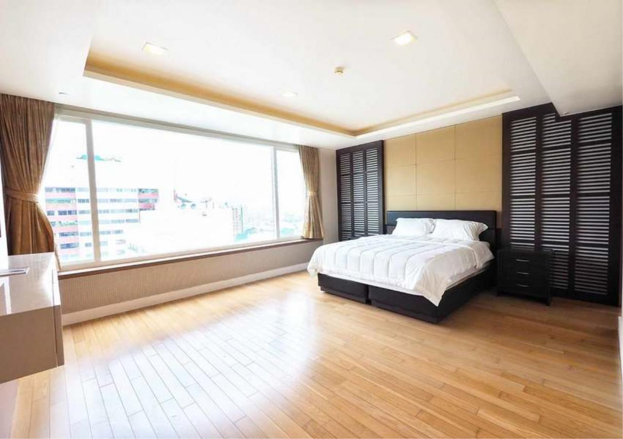 Bangkok Residential Agency's 3 Bed Penthouse For Rent in Asoke BR3253CD 17