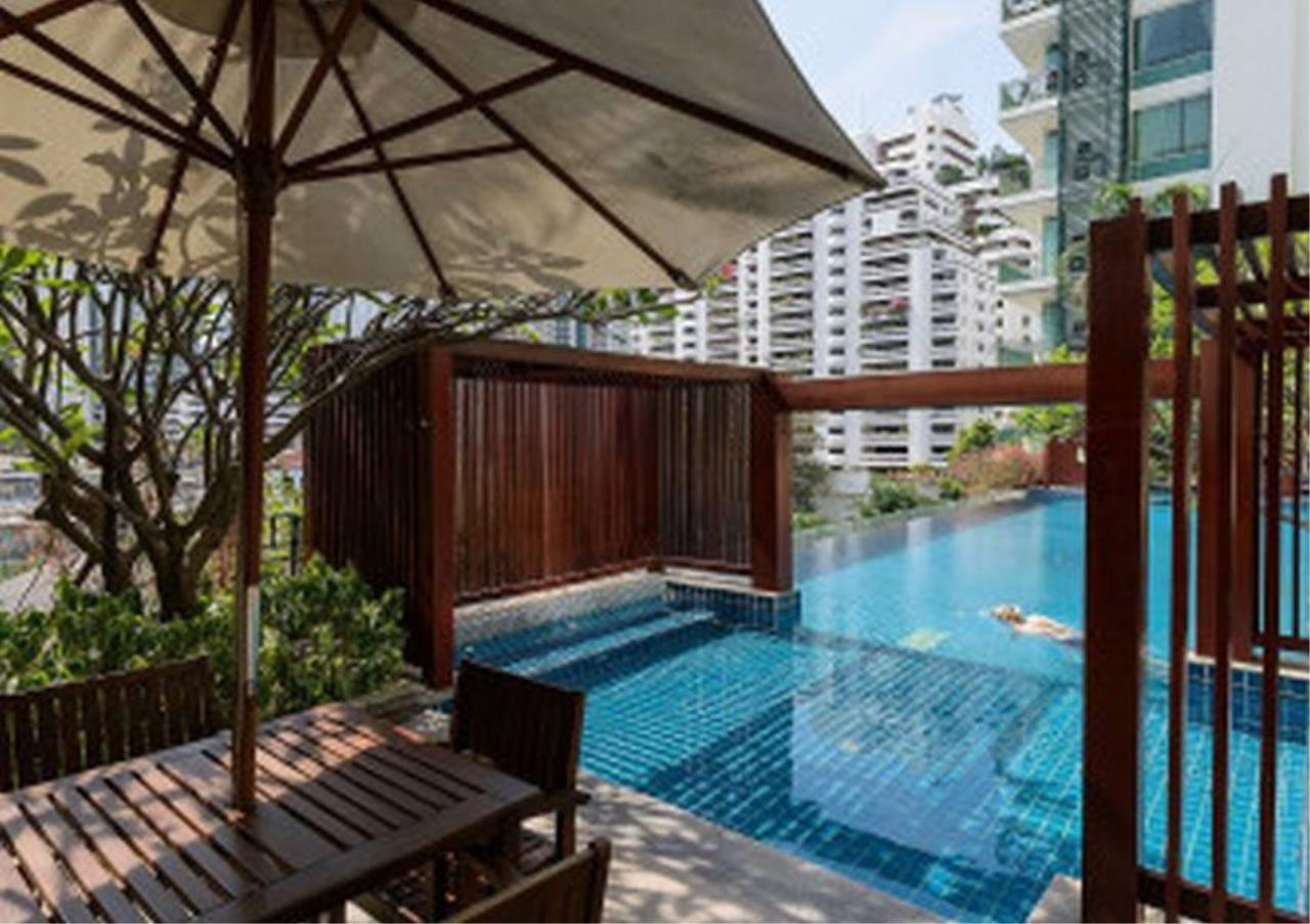 Bangkok Residential Agency's 3 Bed Penthouse For Rent in Asoke BR3253CD 23
