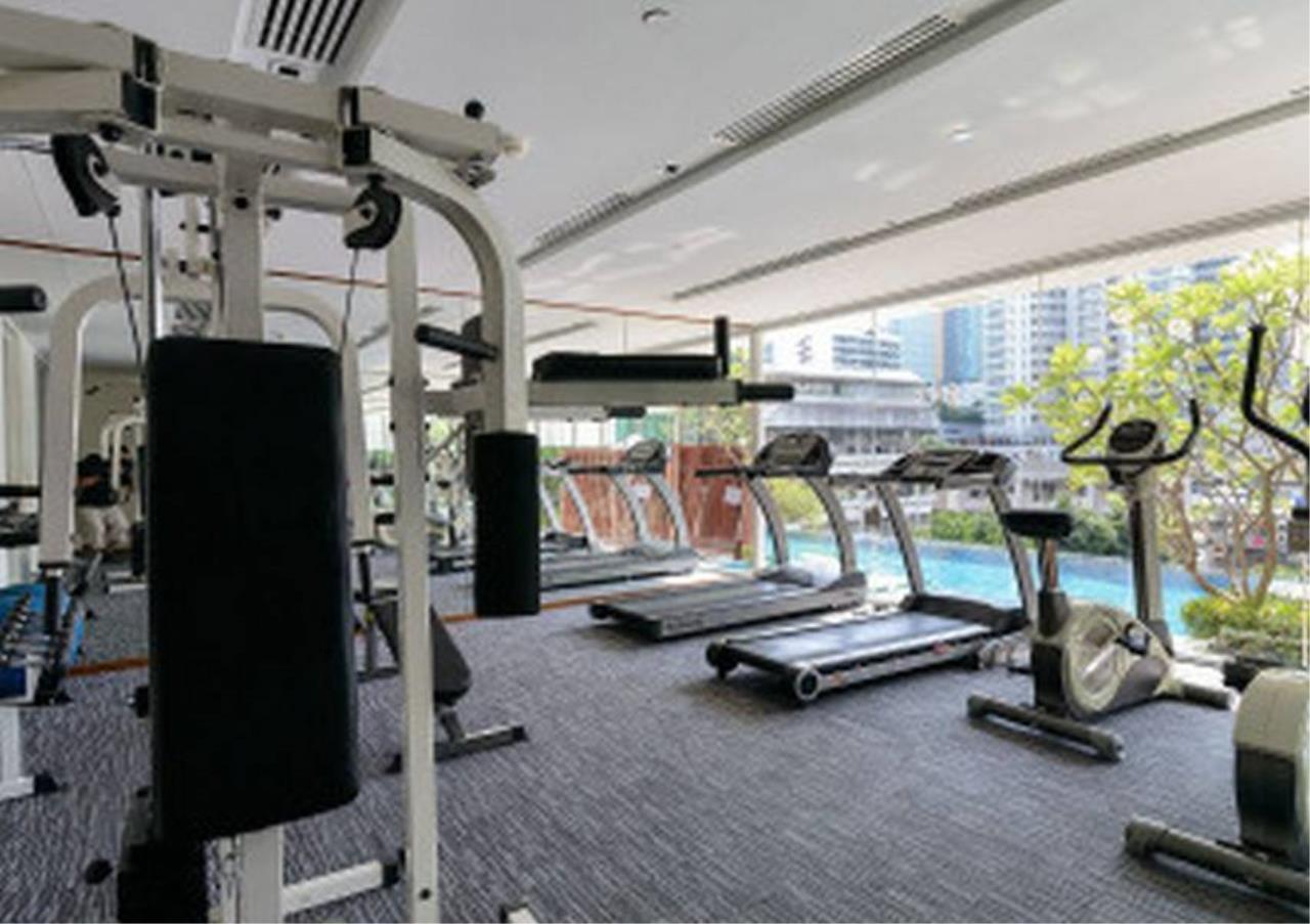 Bangkok Residential Agency's 3 Bed Penthouse For Rent in Asoke BR3253CD 22
