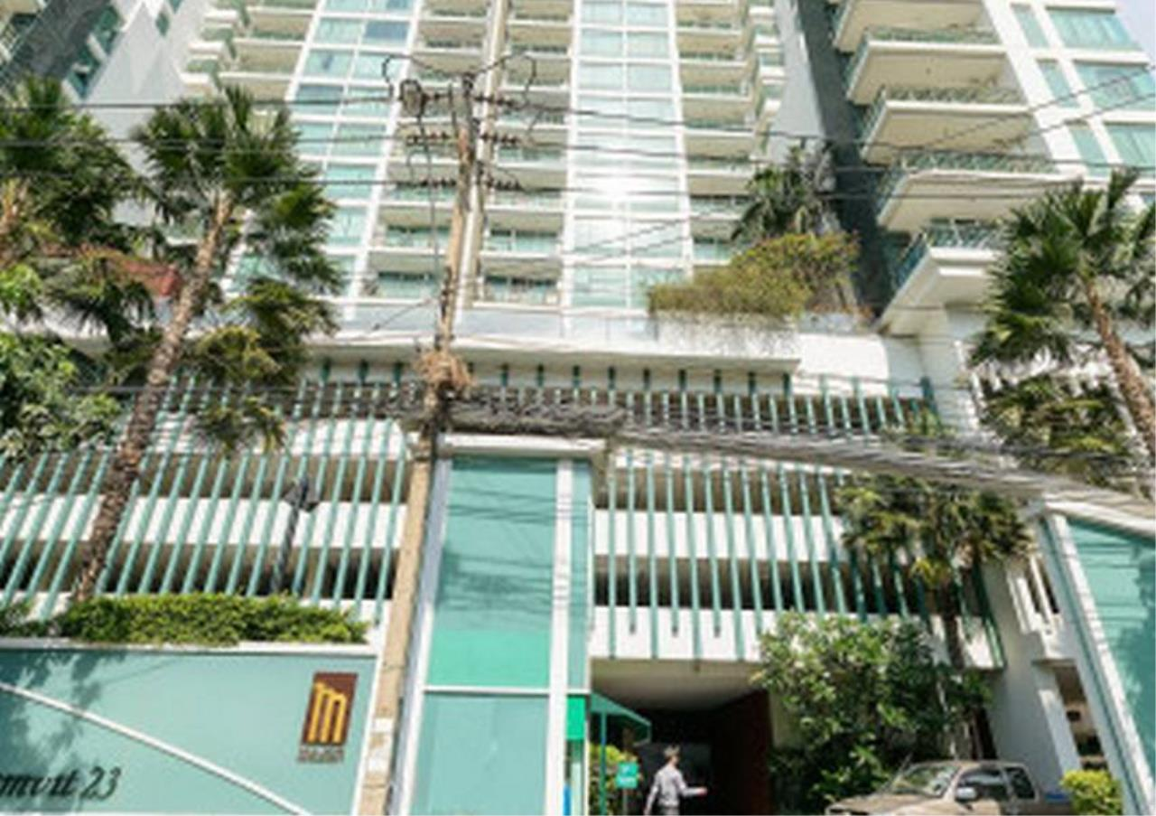 Bangkok Residential Agency's 3 Bed Penthouse For Rent in Asoke BR3253CD 19