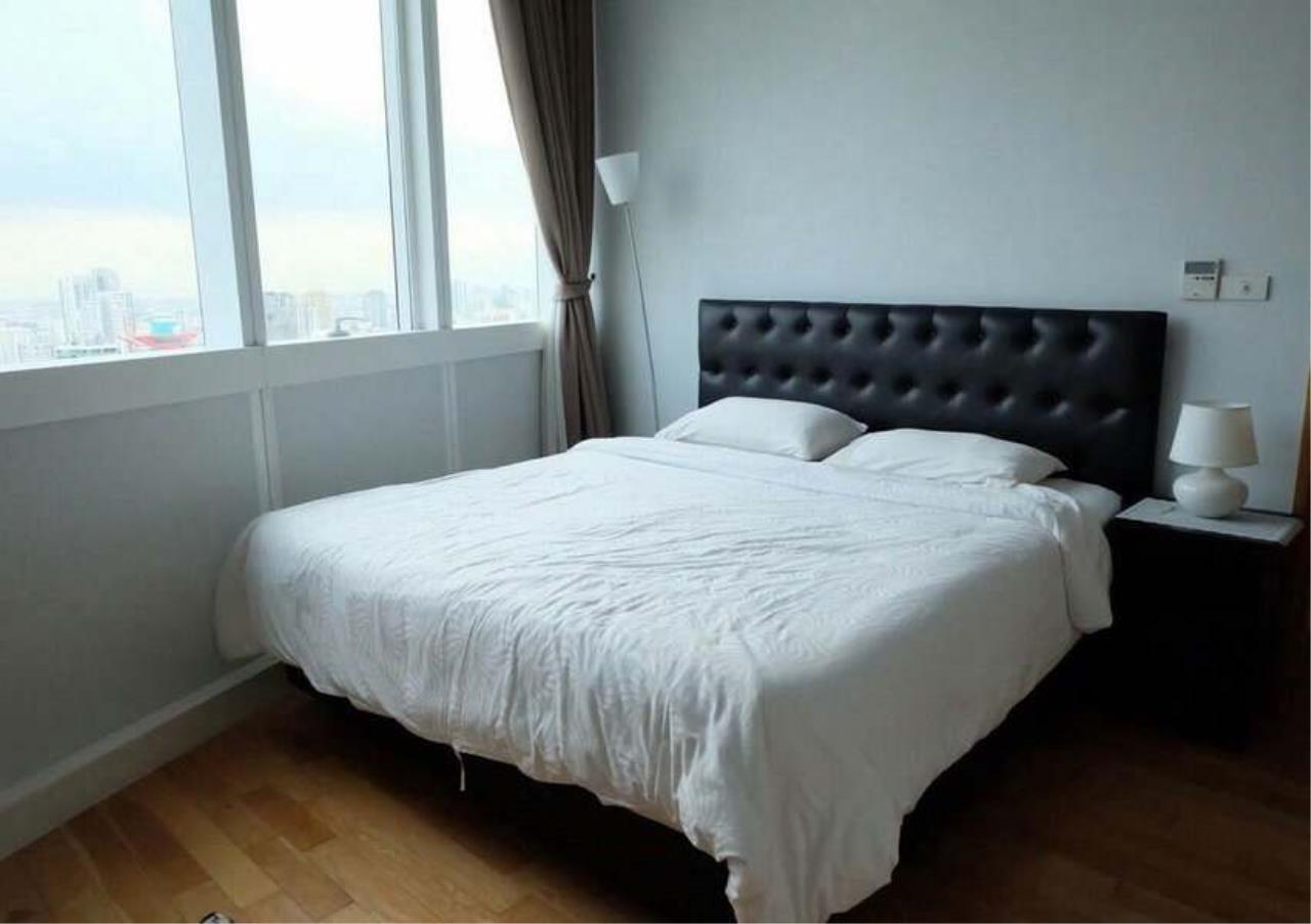 Bangkok Residential Agency's 3 Bed Condo For Rent in Asoke BR3271CD 1