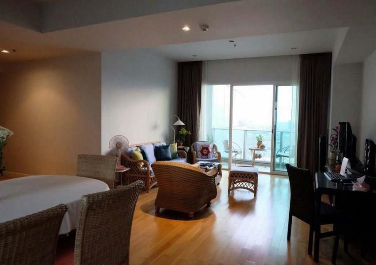 Bangkok Residential Agency's 3 Bed Condo For Rent in Asoke BR3271CD 3