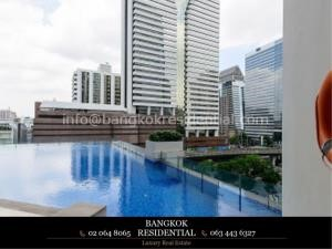 Bangkok Residential Agency's 2 Bed Condo For Rent in Sathorn BR3279CD 20