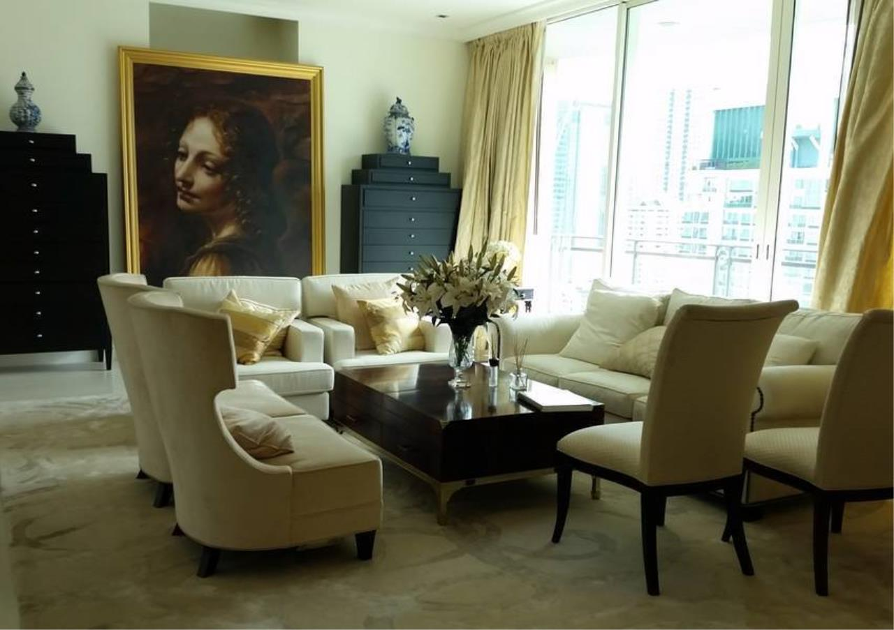 Bangkok Residential Agency's 4 Bed Condo For Rent in Asoke BR3289CD 1