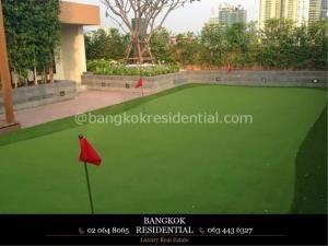 Bangkok Residential Agency's 2 Bed Condo For Rent in Phetchaburi BR3318CD 17
