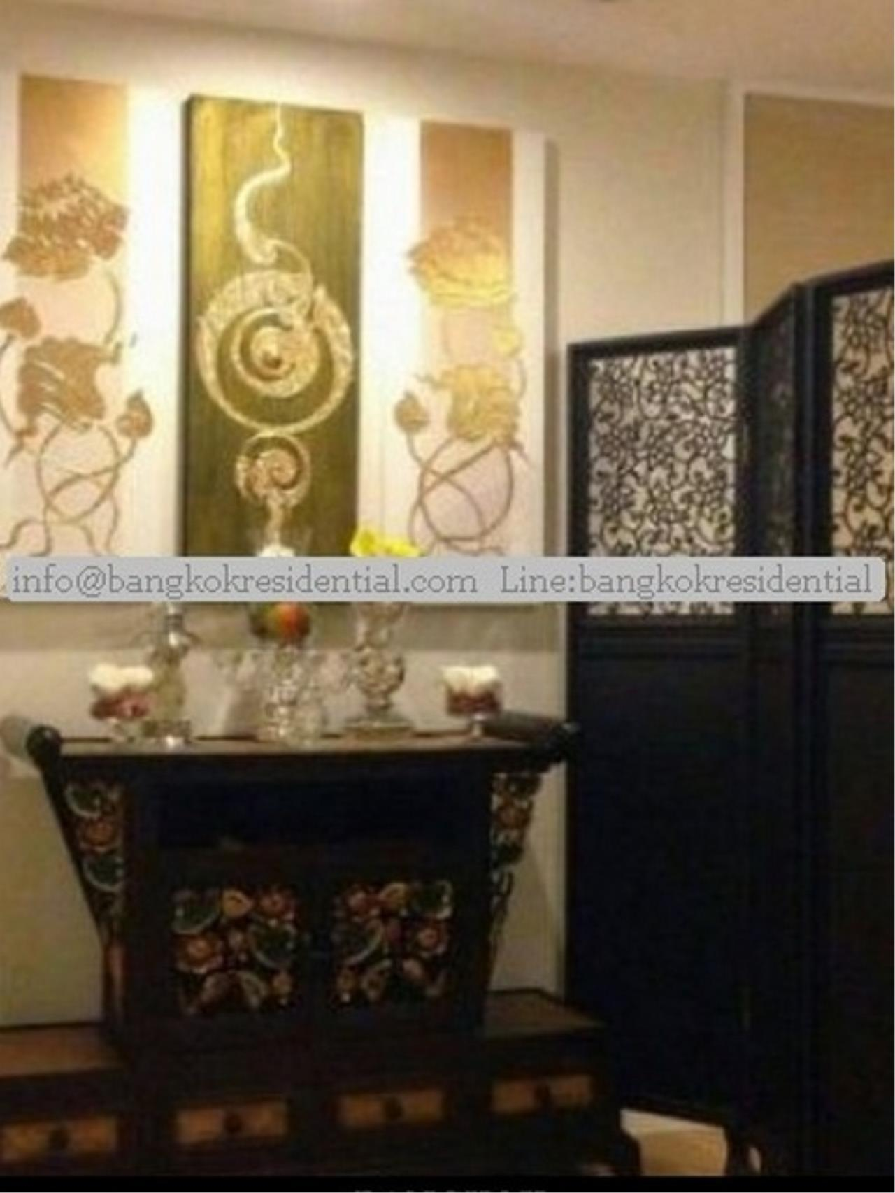 Bangkok Residential Agency's 2BR Collezio Sathorn-Pipat For Rent (BR3338CD) 2