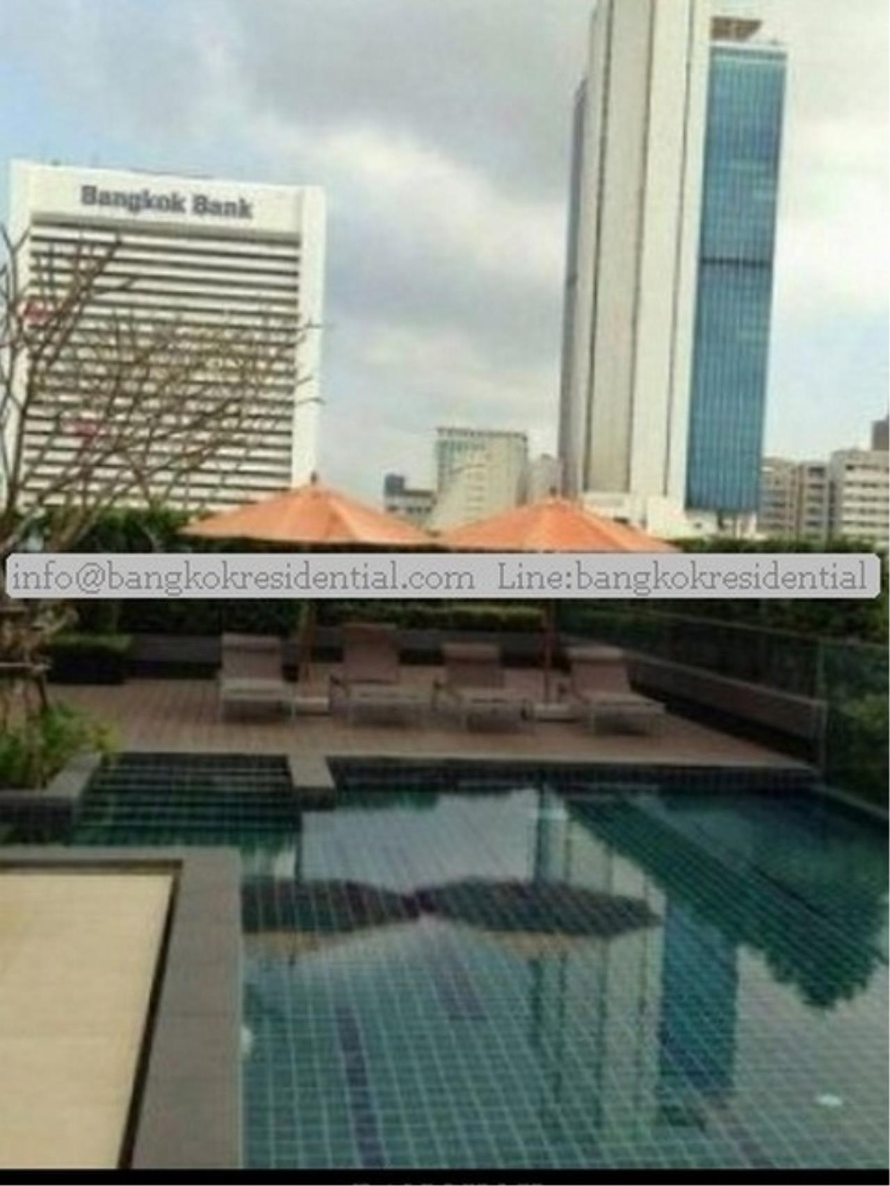 Bangkok Residential Agency's 2BR Collezio Sathorn-Pipat For Rent (BR3338CD) 3