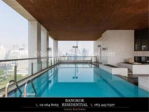 Bangkok Residential Agency's 3 Bed Condo For Rent in Ratchadamri BR3351CD 9