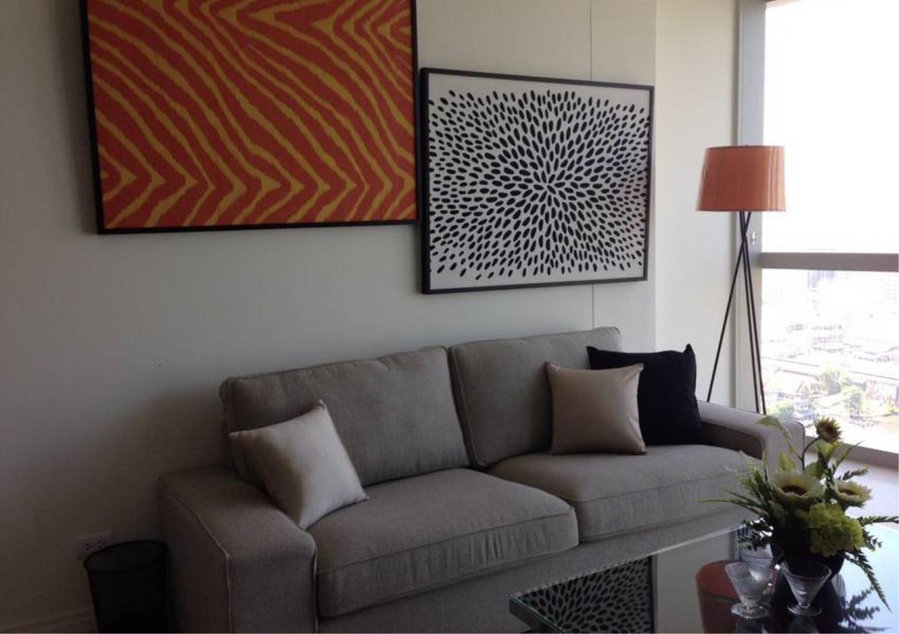 Bangkok Residential Agency's 1 Bed Condo For Sale Near Riverside BR3357CD 1