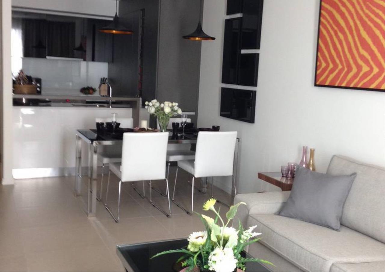 Bangkok Residential Agency's 1 Bed Condo For Sale Near Riverside BR3357CD 2