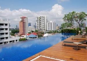 Bangkok Residential Agency's 2 Bed Condo For Rent in Nana BR3361CD 2